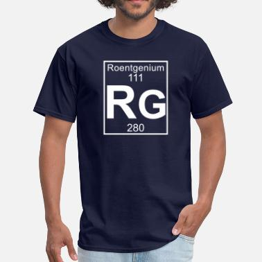 Rg Element 111 - rg (roentgenium) - Full - Men's T-Shirt
