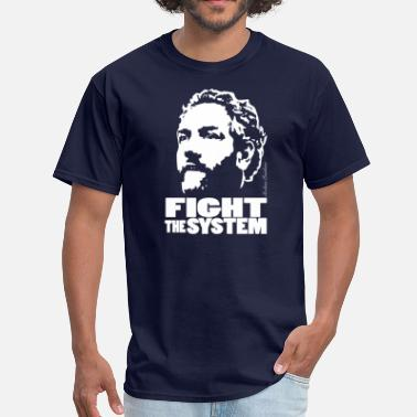 Breitbart Breitbart - Fight the System - navy - Men's T-Shirt