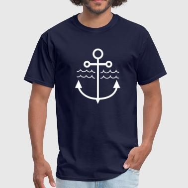 Sailor Anchor Anchor sailor - Men's T-Shirt