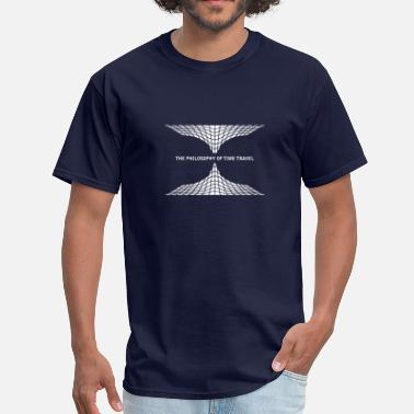 Time Travel Time travel - Men's T-Shirt