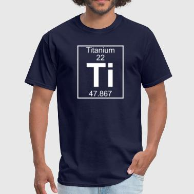 Element 22 (titanium) - Full - Men's T-Shirt