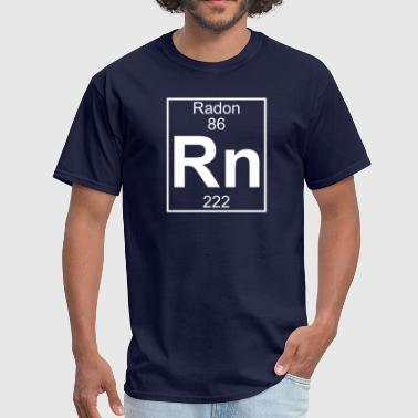 Radon Element 86 - Rn (radon) - Full - Men's T-Shirt