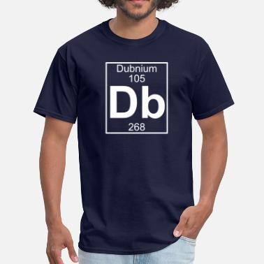 Db Element 105 - db (dubnium) - Full - Men's T-Shirt