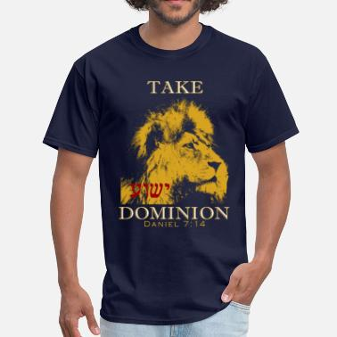 Judah Take Dominion(Men's T) - Men's T-Shirt