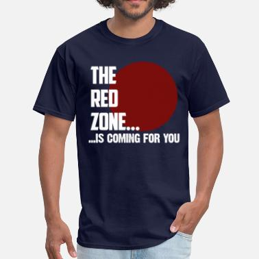 Red Zone The Red Zone - Men's T-Shirt