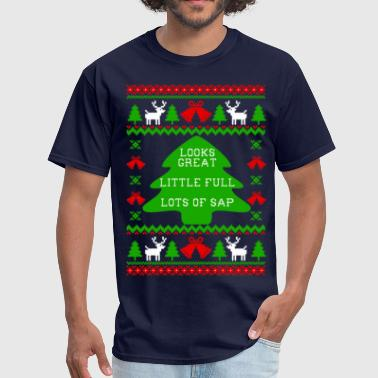 Lots Of Sap - Christmas Vacation Quote - Men's T-Shirt
