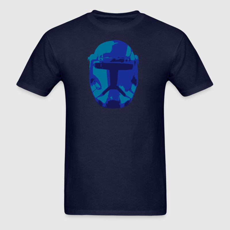 Star Wars Republic Commando Helmet - Men's T-Shirt