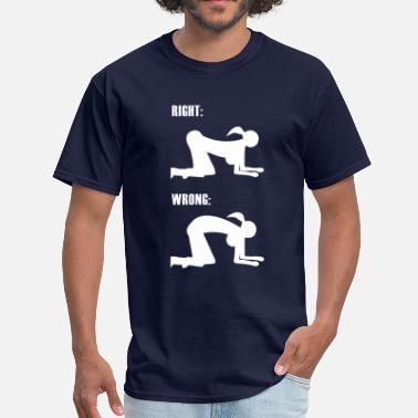 Anal Doggystyle - Men's T-Shirt