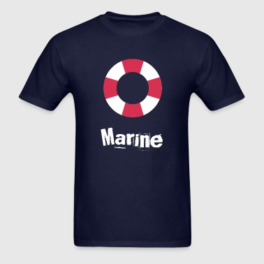 Marine - Men's T-Shirt