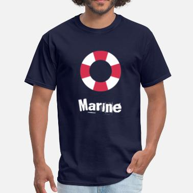 Marinating Marine - Men's T-Shirt