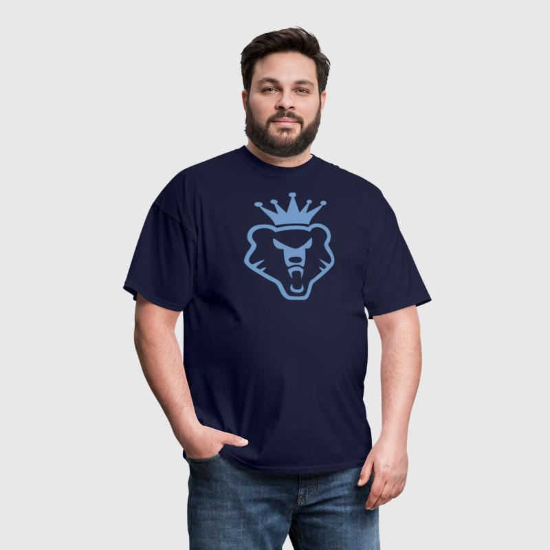 Grind Kings logo - Men's T-Shirt