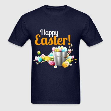 happy easter 212 - Men's T-Shirt