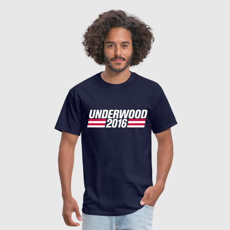 Underwood 2016 - Men's T-Shirt