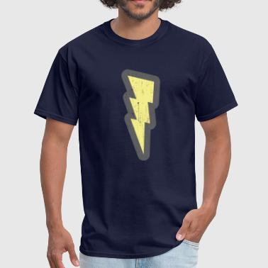 Lighting Bolts Lighting Bolt - Men's T-Shirt