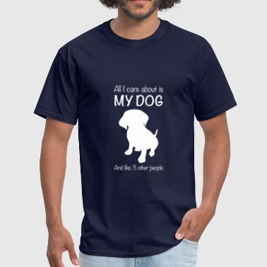 Dog People - Men's T-Shirt