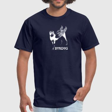 Sick Drummer ByrDog - Men's T-Shirt