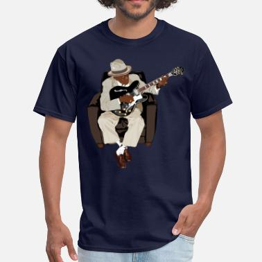 Blues Guitar Blues Guitar - Men's T-Shirt