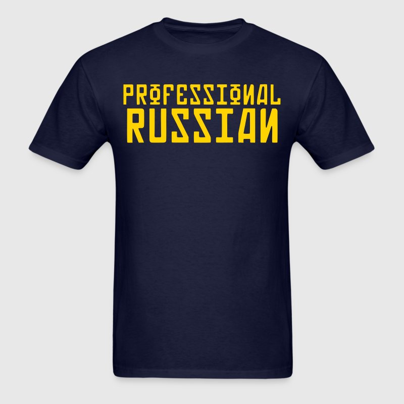 FPS Russia Professional Russian MP T-Shirts - Men's T-Shirt