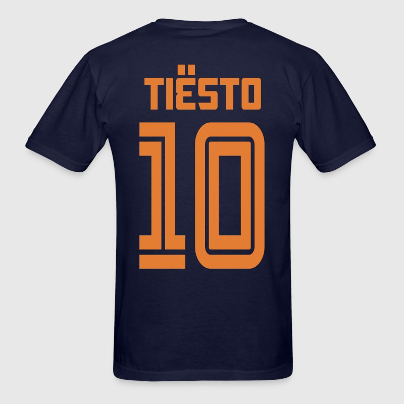 TIESTO 10 - Men's T-Shirt