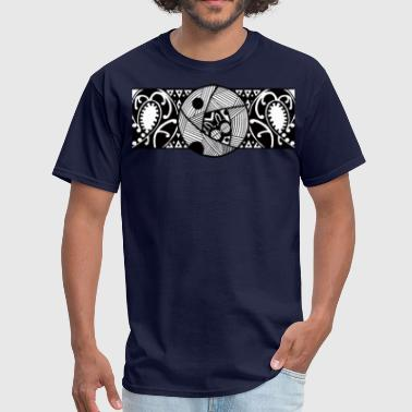 samoan_band__front - Men's T-Shirt
