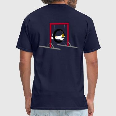 Agility jump - Men's T-Shirt