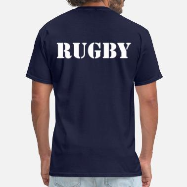 Awesome Rugby rugby - Men's T-Shirt