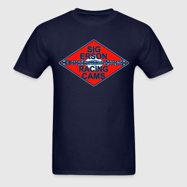 Sig Erson Racing Cams - Men's T-Shirt