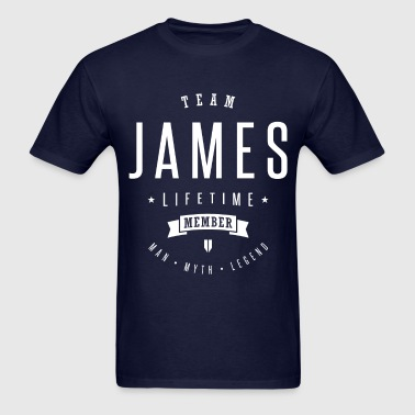 James - Men's T-Shirt