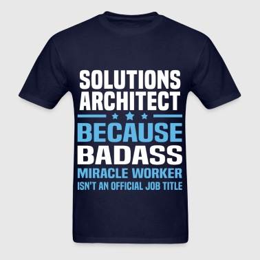 Solutions Architect - Men's T-Shirt