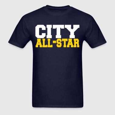 City All-Star - Men's T-Shirt