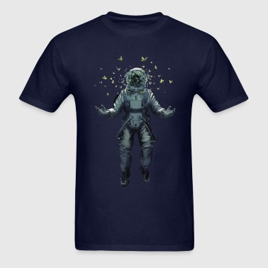 Cool astronaut - Men's T-Shirt