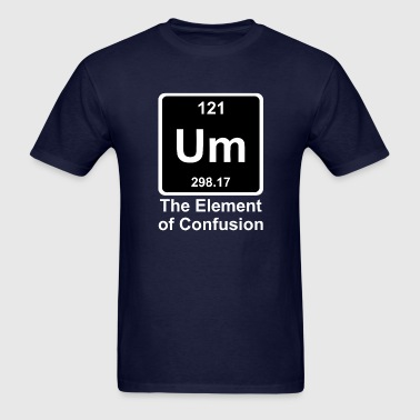 Funny periodic table element - Men's T-Shirt
