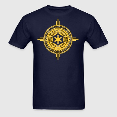 Galactic Union - Men's T-Shirt