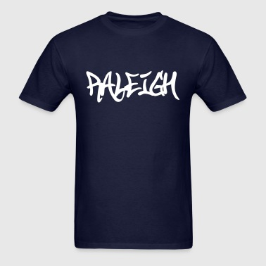 Raleigh Graffiti - Men's T-Shirt