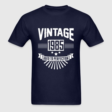 VINTAGE 1985 - Aged To Perfection - Men's T-Shirt