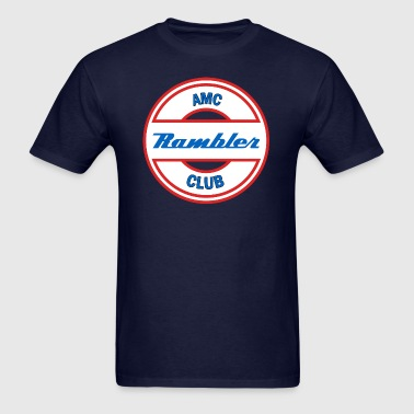 Rambler Club - Men's T-Shirt