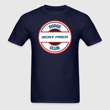 Dodge Scat Pack Club - Men's T-Shirt