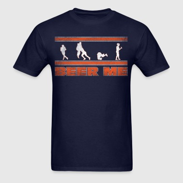 Jay Cutler - Evolution of a Sack - Men's T-Shirt