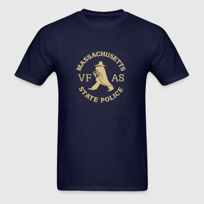 Massachusetts State Police - Men's T-Shirt