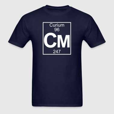 Element 96 - cm (curium) - Full - Men's T-Shirt