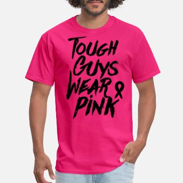 Breast Cancer Husband Support - Men's T-Shirt