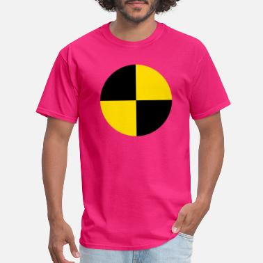 Crash Test Dummy Dummie crash test - Men's T-Shirt
