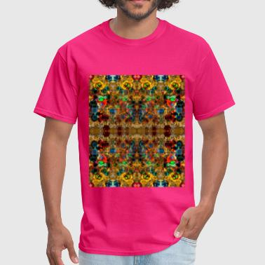 Psychedelic Trip UGLY TRIP 1 - Men's T-Shirt