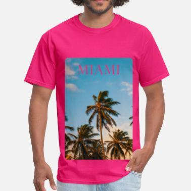 Miami South Beach Miami Vibes - Men's T-Shirt