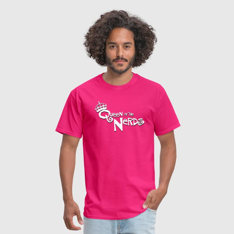 Queen of the Nerds - Men's T-Shirt