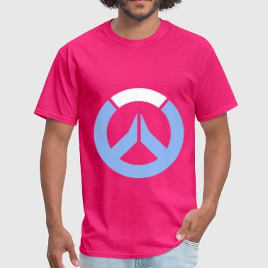 Overwatch Logo D.Va Colors Women's T-Shirt - Men's T-Shirt