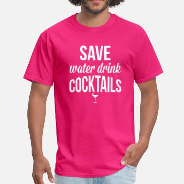 A Cocktail Funny Cocktails - Men's T-Shirt