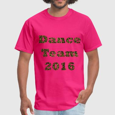 Dance Team 2016 - Adult Pink - Men's T-Shirt