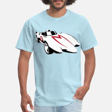 Speed SKYF-01-031 speedracer machgogogo - Men's T-Shirt