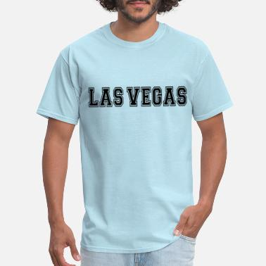 Las Las Vegas - Men's T-Shirt